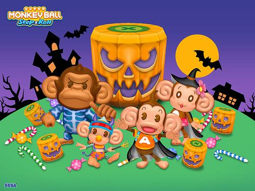 supermonkeyballhalloween