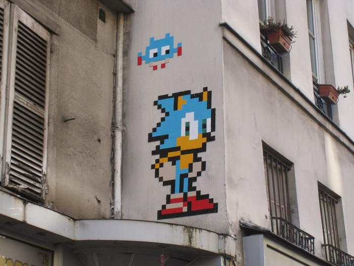 invader_paris_sonic