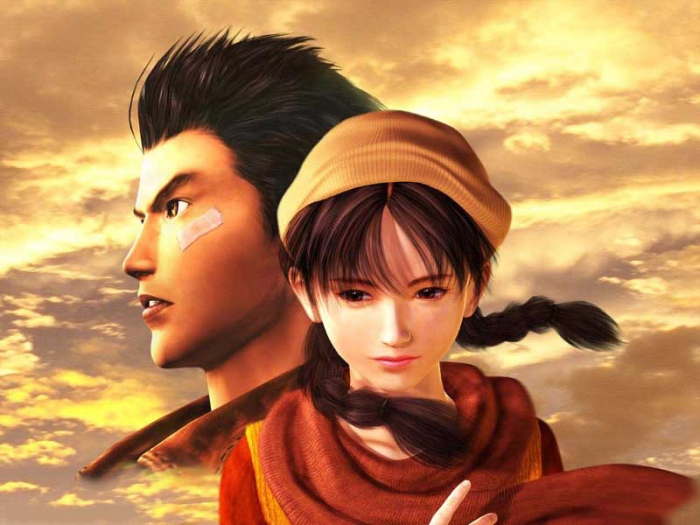 Shenmue_playstation4