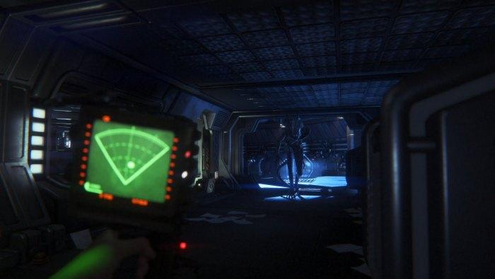 alien isolation sega