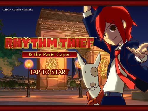 rythm thief