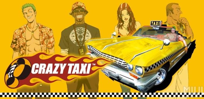 crazy taxi dc