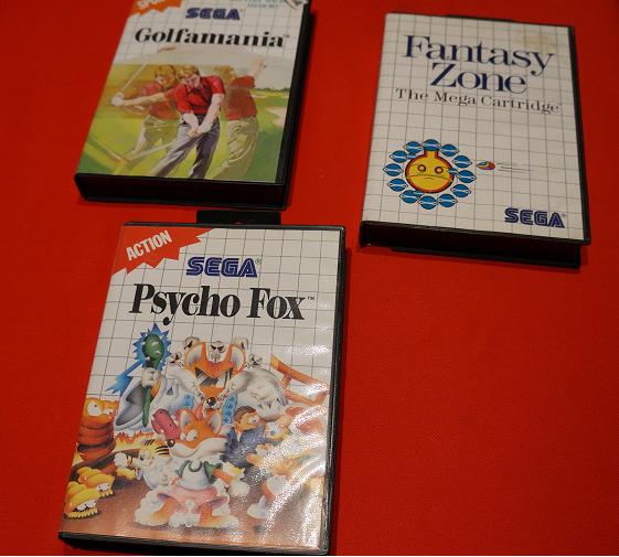 psycho fox golfamania fantasy zone sms