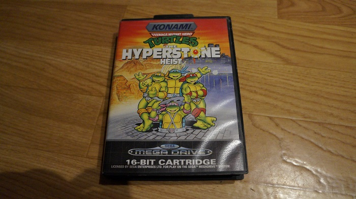 turtles the hyperstone heist samling
