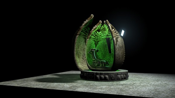 alien egg alien isolation
