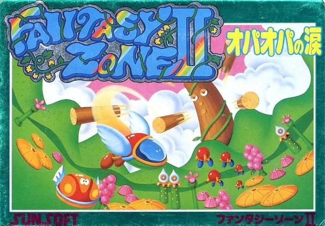 fantasy zone II
