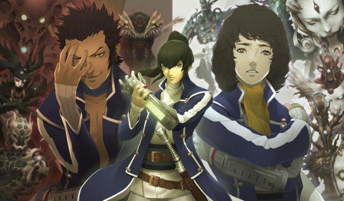 Atlus Shin Megami Tensei 4