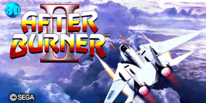 after burner II 3DS