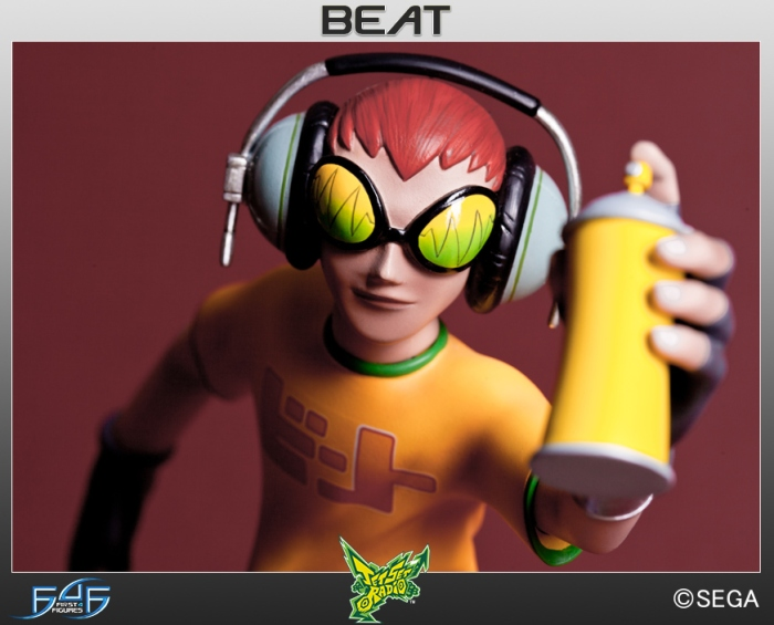 jet set radio first4figures