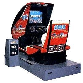 outrun arcade