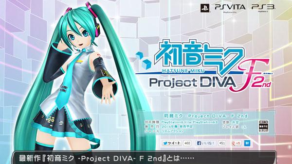 project diva f 2nd