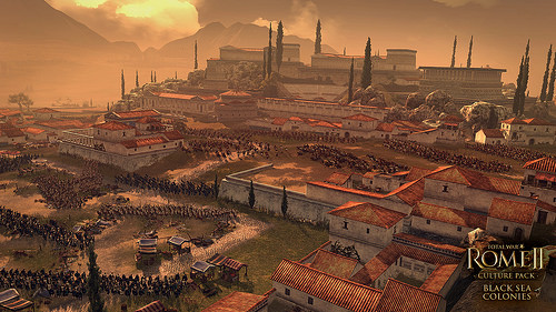 total war rome II black sea colonies dlc