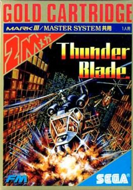 thunder blade mark iii