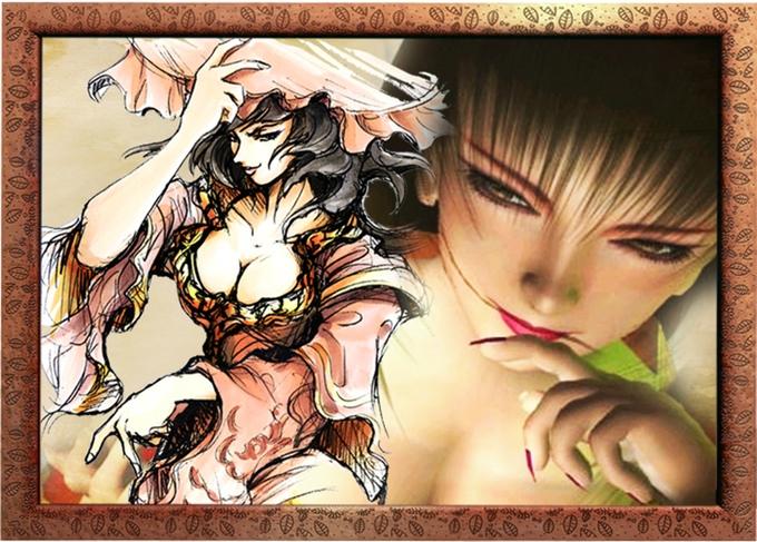 Niao Sun Deadly siren of the Chi You Men