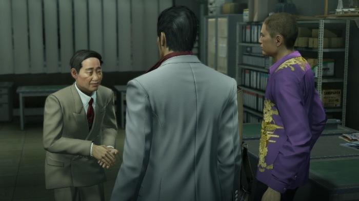 yakuza kiwami 3